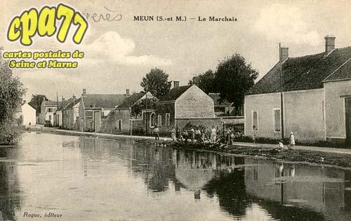 Achères La Forêt - Meun - Le Marchais