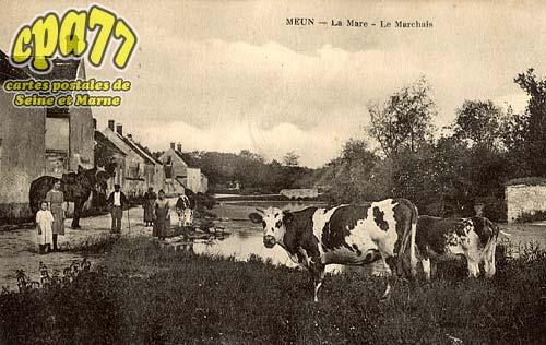 Achères La Forêt - La Mare - Le Marchais