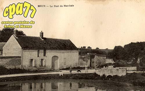 Achères La Forêt - Le Pont du Marchais
