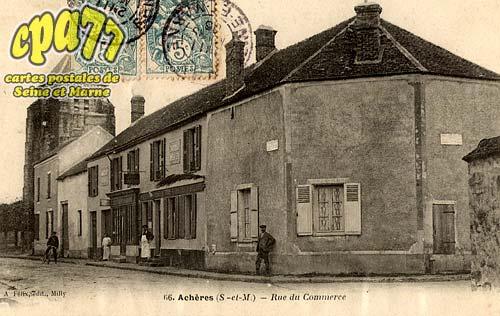 Achères La Forêt - Rue du Commerce