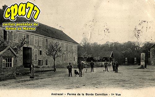 Andrezel - Ferme de la Borde Cornillon - 1re Vue