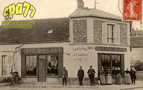 Aubepierre Ozouer Le Repos - Yvernailles - Maison Guillaume