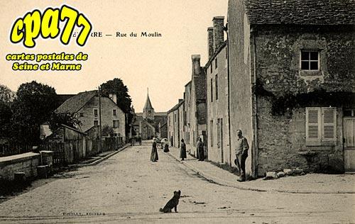 Aubepierre Ozouer Le Repos - Rue du Moulin