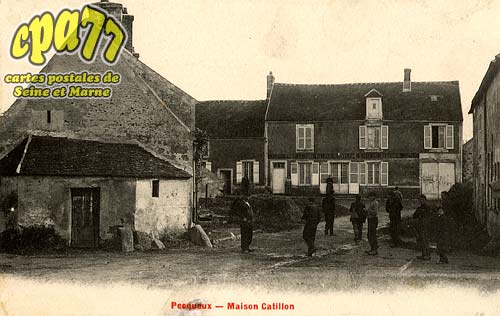 Aubepierre Ozouer Le Repos - Pecqueux - Maison Catillon