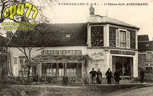 Aubepierre Ozouer Le Repos - Yvernailles - Le Tabac-Café Ackermann
