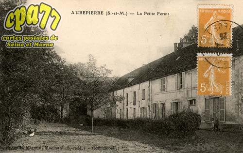 Aubepierre Ozouer Le Repos - La Petite Ferme