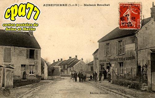 Aubepierre Ozouer Le Repos - Maison Brochet
