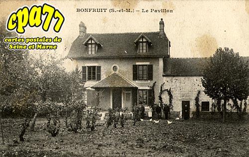 Aubepierre Ozouer Le Repos - Bonfruit - Le Pavillon (en l'état)