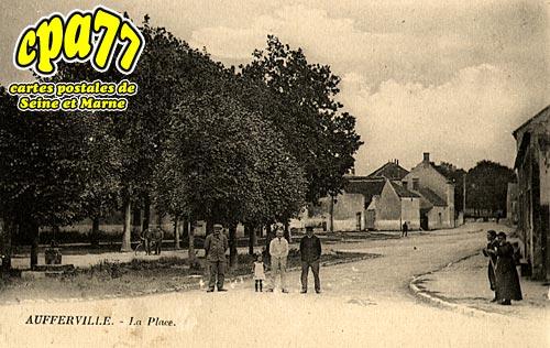 Aufferville - La Place