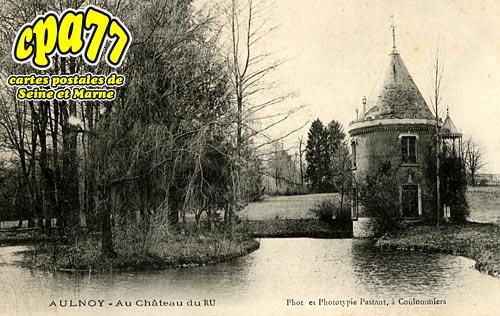 Aulnoy - au Château du Rû