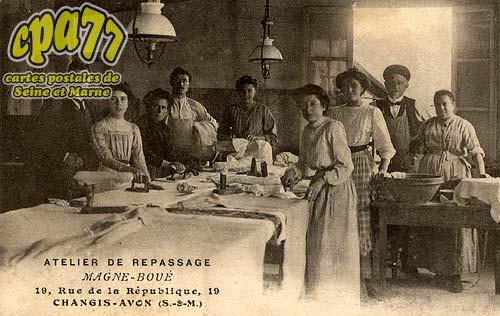 Avon - Atelier de Repassage Magne-Boué 19, rue de la République, 19