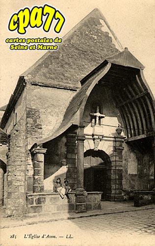 Avon - L'Eglise