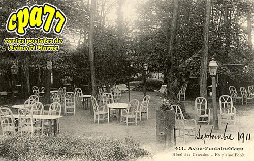 Avon - Hôtel des Cascades - En pleine Fôret