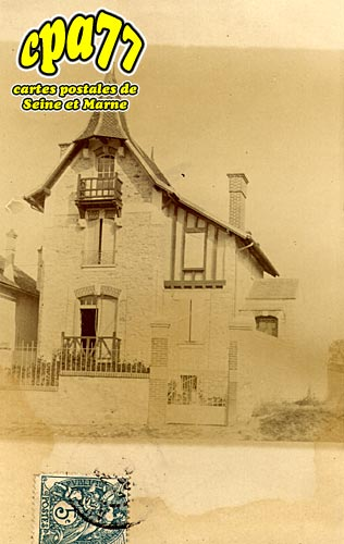 Avon - L'Eglise - Photo-Carte