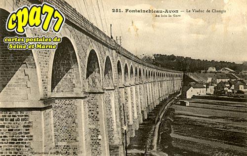 Avon - Le Viaduc de Changis