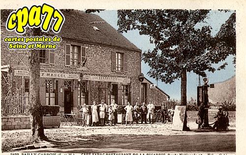 Bailly Carrois - Café-Tabac-Restaurant de la Picardie