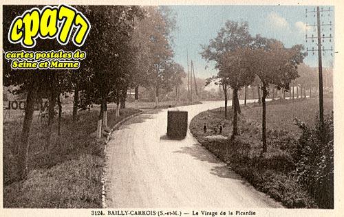 Bailly Carrois - Le Virage de la Picardie