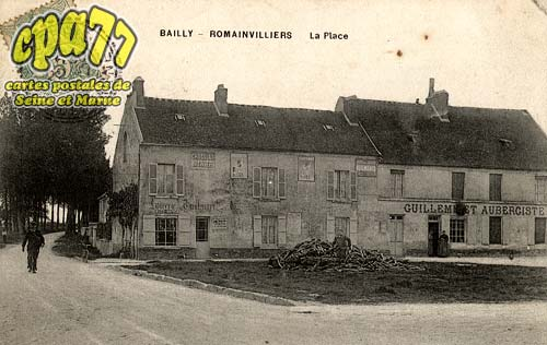 Bailly Romainvilliers - La Place
