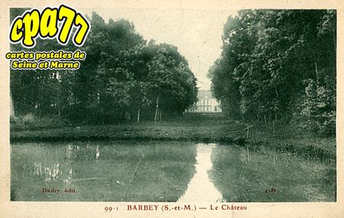 Barbey - Le Château