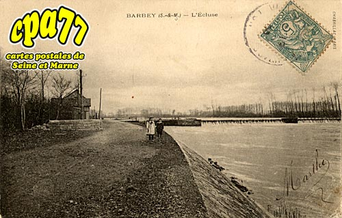 Barbey - L'Ecluse