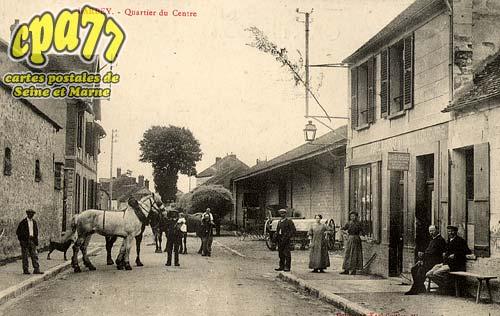 Barbey - Quartier du Centre