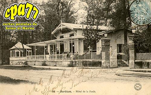 Barbizon - Hôtel de la Fôret
