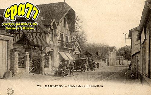Barbizon - Hôtel des Charmettes