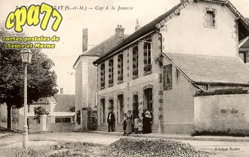 Bazoches Lès Bray - Café de la jeunesse