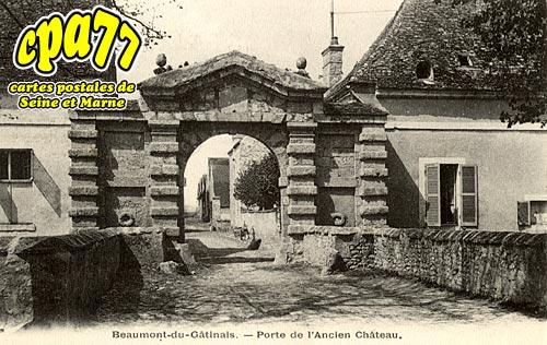 Beaumont Du Gâtinais - Porte de l'Ancien Château
