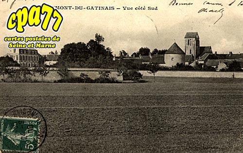Beaumont Du Gâtinais - Vue côté Sud