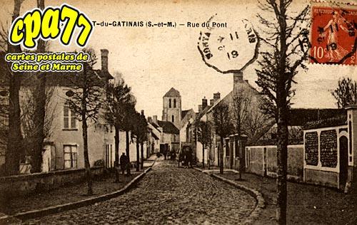 Beaumont Du Gâtinais - Rue du Pont
