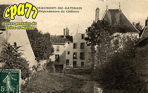 Beaumont Du Gâtinais - Dépendances du Château