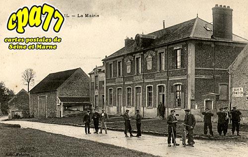 Beautheil - La Mairie