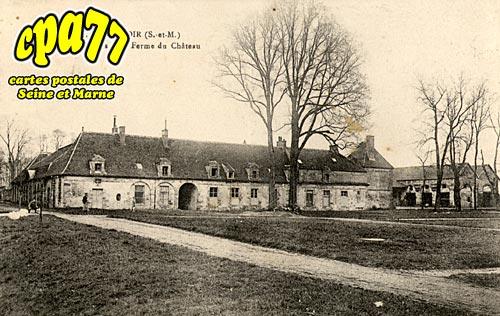 Beauvoir - Les Communs et la Ferme du Château