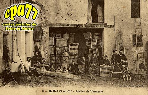 Bellot - Atelier de Vannerie