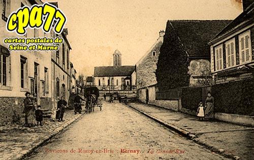 Bernay Vilbert - La Grande Rue