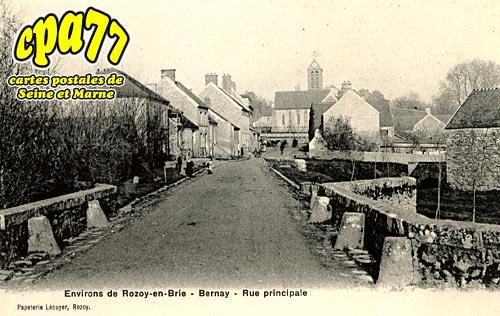 Bernay Vilbert - Rue Principale