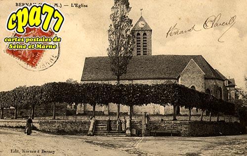 Bernay Vilbert - L'Eglise