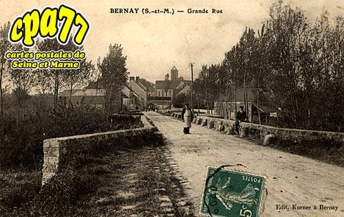 Bernay Vilbert - Grande Rue