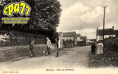 Bernay Vilbert - Rue du Château