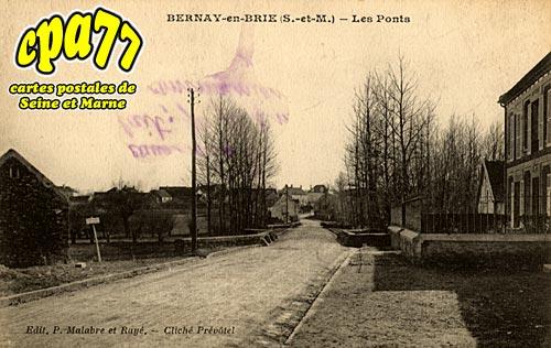 Bernay Vilbert - Les Ponts
