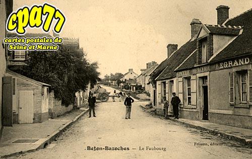 Beton Bazoches - Le Faubourg