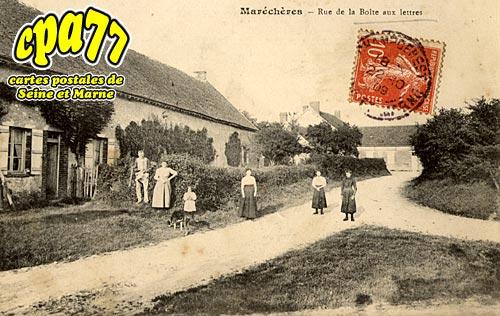 Beton Bazoches - Maréchères - Rue de la Boîte aux lettres