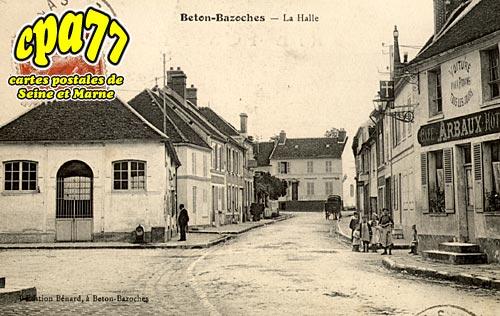 Beton Bazoches - La Halle