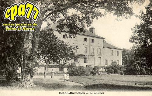 Beton Bazoches - Le Château