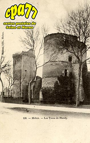 Blandy Les Tours - Les Tours de Blandy
