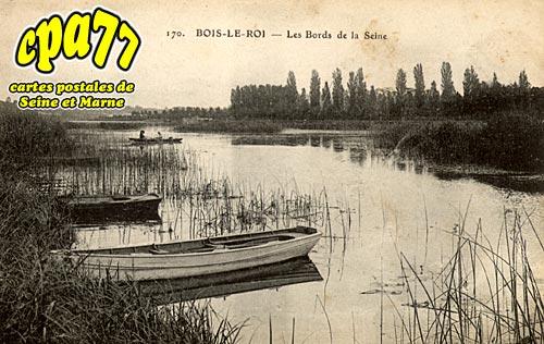 Bois Le Roi - Les Bords de la Seine