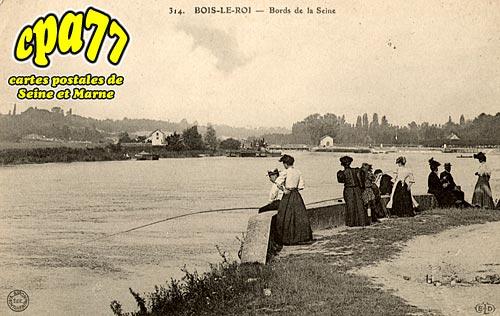 Bois Le Roi - Bords de la Seine