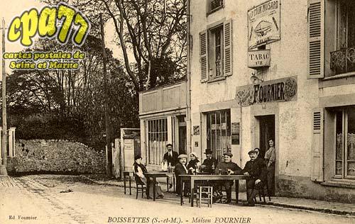 Boissettes - Maison Fournier