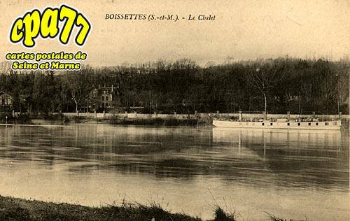Boissettes - Le Chalet
